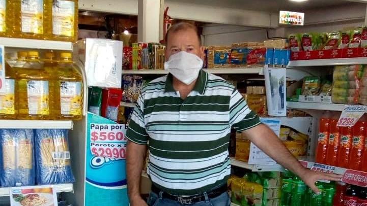 Coronavirus: comerciante de Andresito informó que dio negativa la prueba a una de sus empleadas y pidió tranquilidad a los vecinos