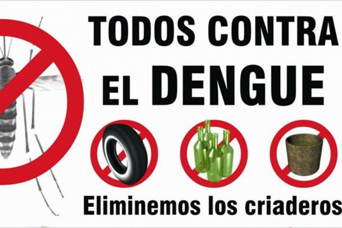 Tras la lluvia, se recomienda extremar la limpieza para controlar el dengue