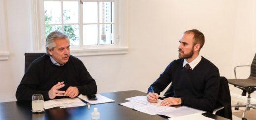 Gobernadores e intendentes de todo el país firmaron solicitadas en respaldo a las negociaciones por la deuda externa que lidera Alberto Fernández
