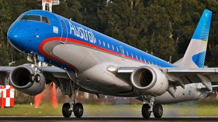 Coronavirus: Aerolíneas Argentinas vende pasajes flexibles a partir del 1 de septiembre