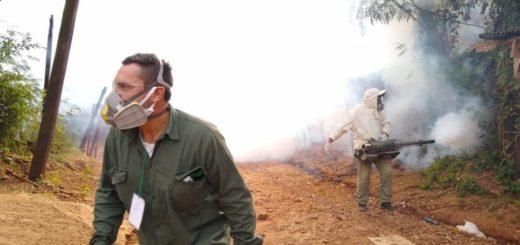 Dengue: siguen las medidas de bloqueo y de prevención en Posadas