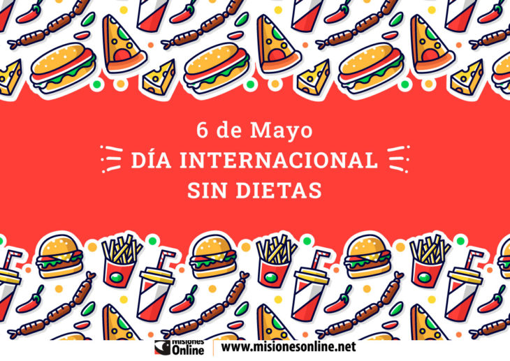 ¿Por qué se celebra hoy el Día Internacional Sin Dietas?