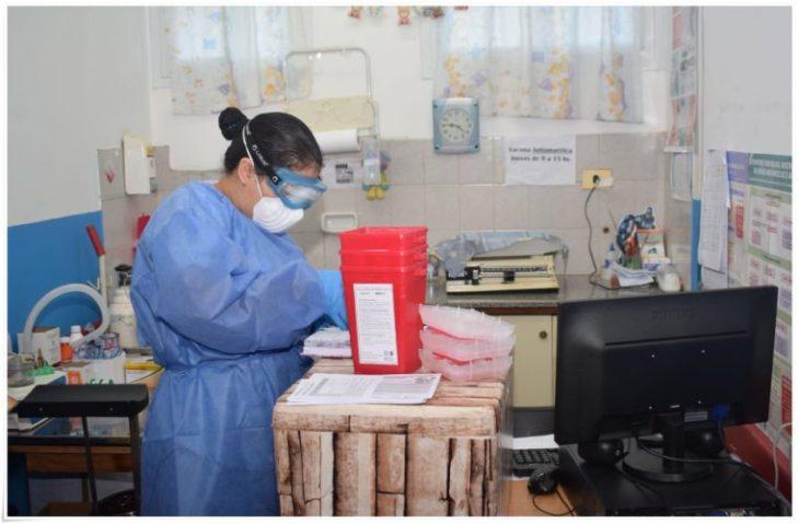 En Posadas ya se aplicó la vacuna antigripal al 50% de la población de riesgo y pidieron un refuerzo a la Nación