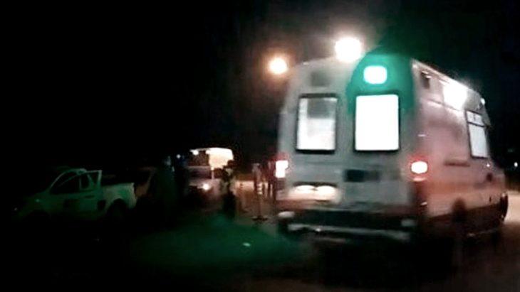 Dos muertos y dos heridos graves al caer un avión sanitario en Chubut