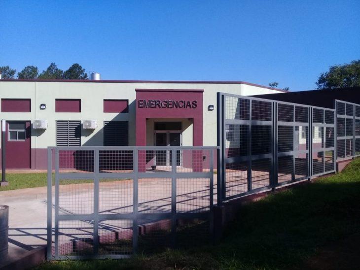 El nuevo Hospital de la localidad de Santo Pipó está listo para su entrega al Ministerio de Salud Pública de la Provincia