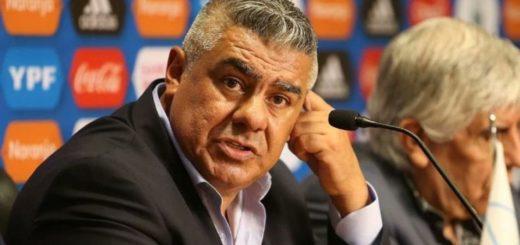 """Claudio Tapia: """"Si queremos que el fútbol vuelva, todos tenemos que poner algo"""""""