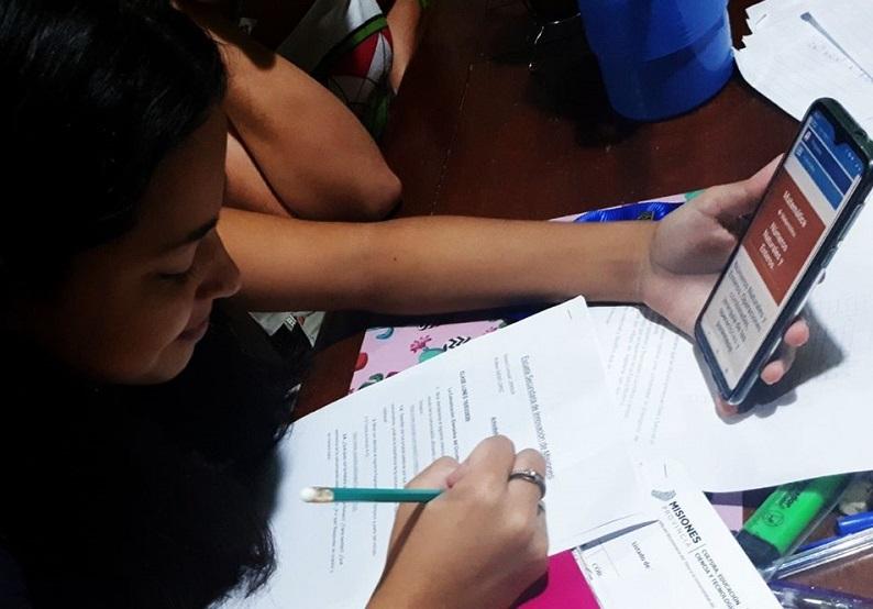 """#Coronavirus: Sedoff adelantó que """"mientras dure la Emergencia, no vamos a calificar con notas a los alumnos"""""""