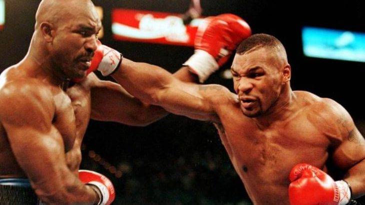 Evander Holyfield anunció que vuelve a boxear y le piden que enfrente a Mike Tyson