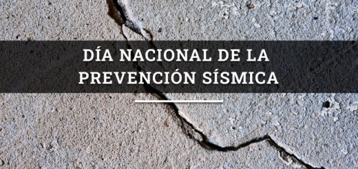 ¿Por qué se celebra hoy el Día Nacional de la Prevención Sísmica?