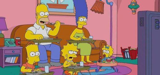 """Los Simpson también predijeron la llegada de los """"avispones asesinos"""" a Estados Unidos"""