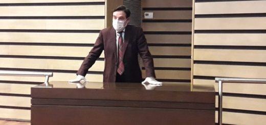 #Coronavirus: Rovira destacó la anticipación de Misiones al decidir acciones ante la pandemia y propuso una salida binaria y multipropósito de la cuarentena