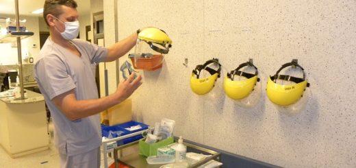 Coronavirus: el Hospital Escuela informó cómo está preparada la Terapia Intensiva para la atención de infectados