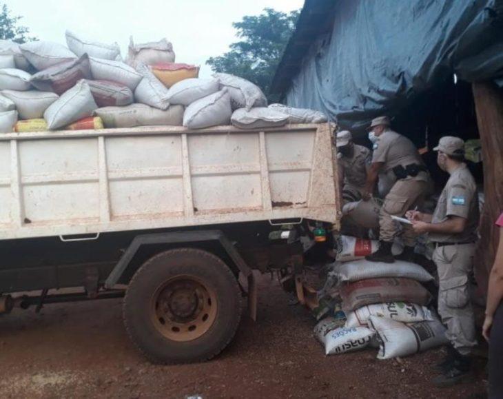 La brecha cambiaria impulsa el contrabando de soja de Misiones a Brasil