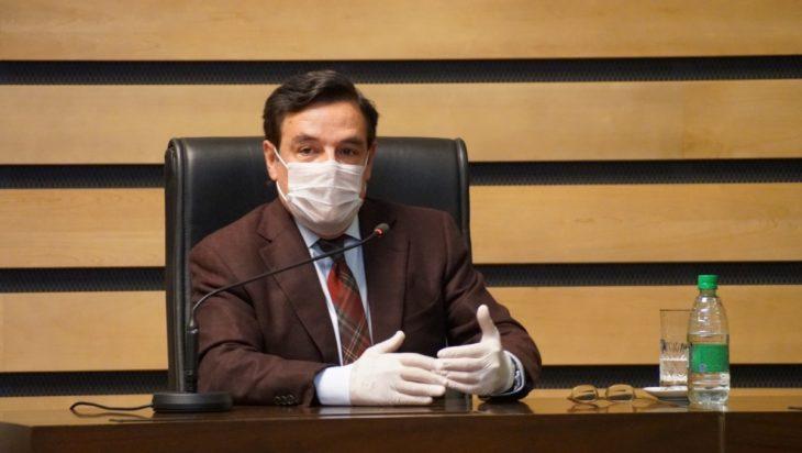 """""""Tenemos que cuidar la salud, pero la economía tiene que funcionar"""", aseguró Carlos Rovira"""