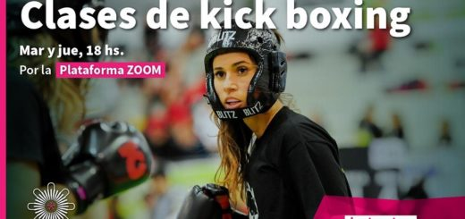 """Para entrenar desde casa: clases virtuales y gratuitas de """"Kick Boxing"""""""