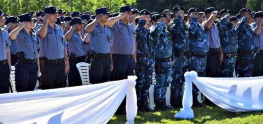 Con más servicio a la comunidad se celebra hoy el Día de la Policía de la Provincia de Misiones