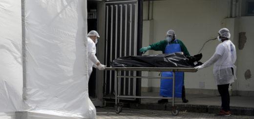 Coronavirus: colapso sanitario en Río de Janeiro con más de mil personas esperando una cama de hospital