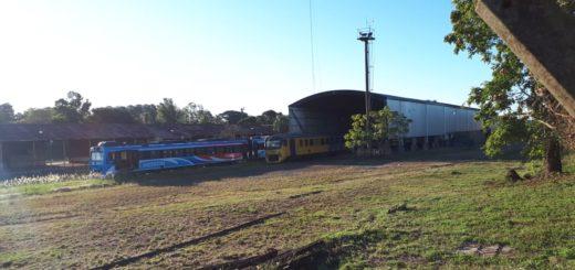 Tren Posadas-Garupá: realizan pruebas para controlar tiempo del recorrido entre ambas estaciones