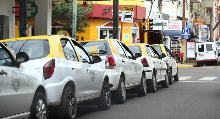 Se prorrogó la renovación de licencias para taxis y remises en Posadas