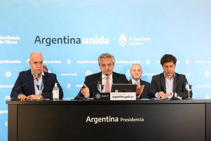 Coronavirus: la Argentina ingresa a la fase 4 de la cuarentena hasta el 24 de mayo y la empieza a flexibilizar, salvo la ciudad de Buenos Aires y el conurbano bonaerense