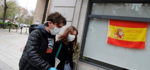 Coronavirus: España registró otra baja en el número de muertos, 179 en las últimas 24 horas
