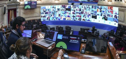 Coronavirus: el Senado de la Nación se encamina a su primera sesión virtual en medio de la pandemia