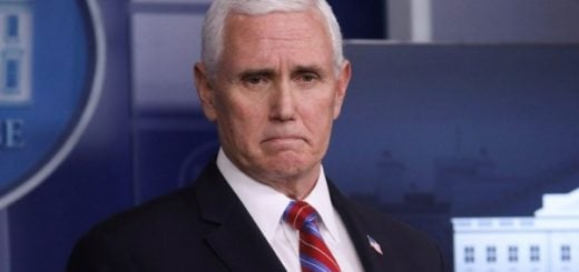 Estados Unidos: el vicepresidente Mike Pence entró en cuarentena luego de que una asistente contrajera coronavirus