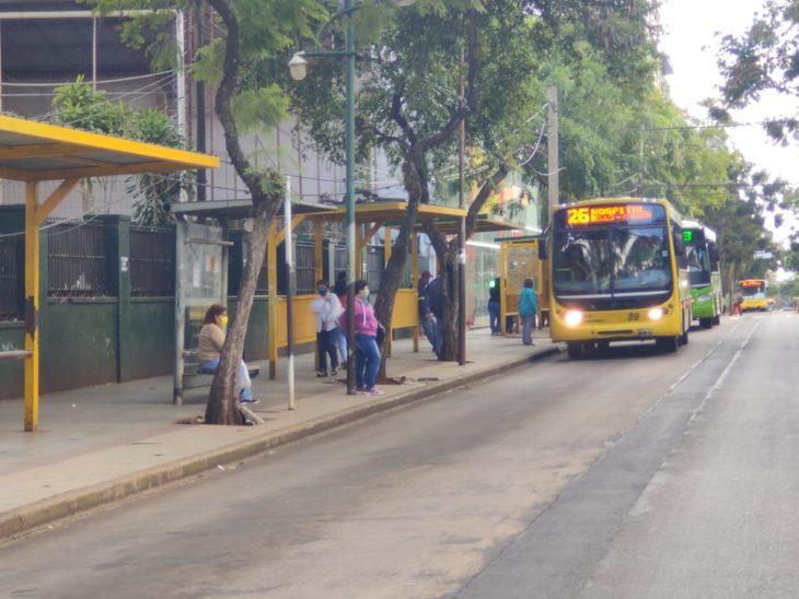 #Coronavirus: en la cuarta fase de la cuarentena, el transporte público en Posadas funcionará con la totalidad de la flota disponible