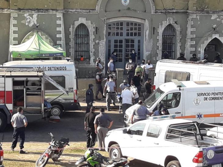 Coronavirus: confirman 23 casos en la Unidad Penal Uno de Corrientes