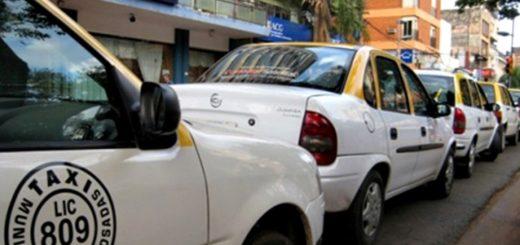 Coronavirus: desde el Sindicato Único de Taxis y Remises de Misiones aseguran que pese a ser un servicio exceptuado, la actividad cayó hasta un 90%