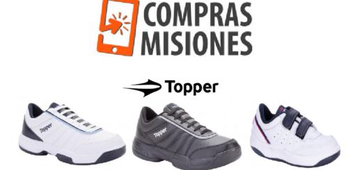 De la mano de Apolo Deportes, las zapatillas Topper llegan a Compras Misiones
