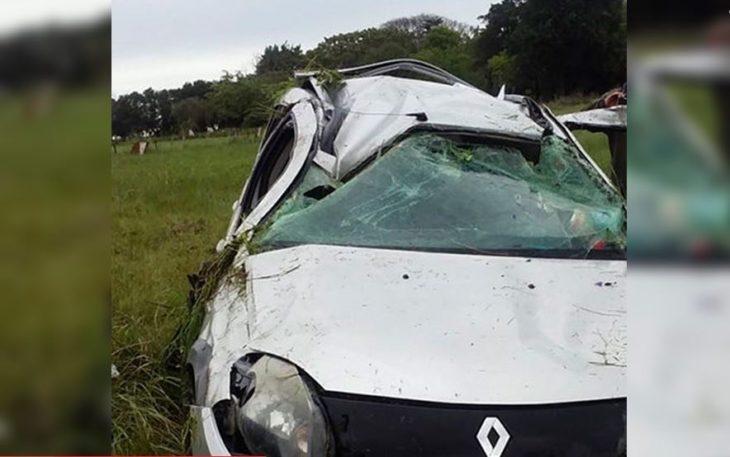 Paso de los Libres: un misionero murió al despistar el auto que conducía