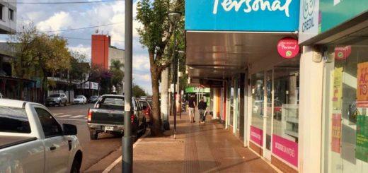 Coronavirus: el primer día de apertura de comercios en Eldorado fue moderado y se sumarían más actividades
