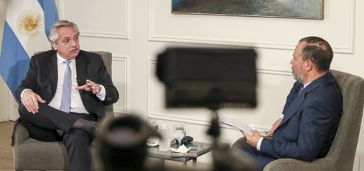 """Alberto Fernández: """"Queremos buscar un acuerdo y que la Argentina no vuelva a caer en default"""""""