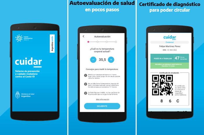 Advierten sobre los peligros de la App «Cuidar»: podría vulnerar la seguridad y privacidad de quienes la utilizan