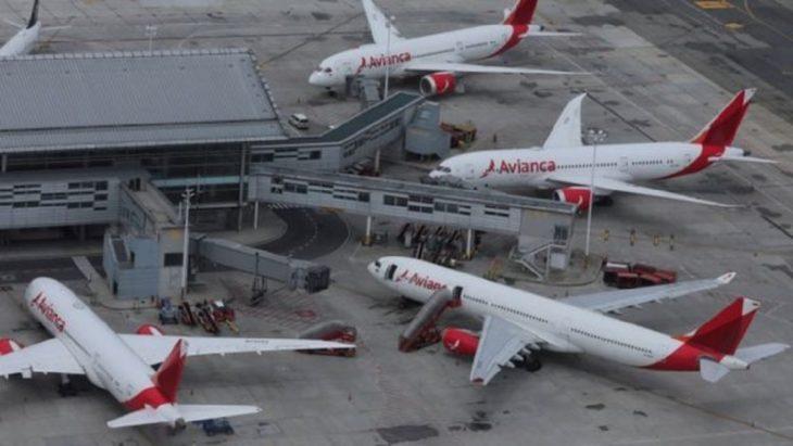 Coronavirus: la pandemia y la estrategia de bancarrota a la que apeló la «aerolínea de bandera» colombiana Avianca