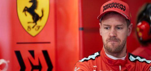 Fórmula 1: Sebastian Vettel abandona Ferrari