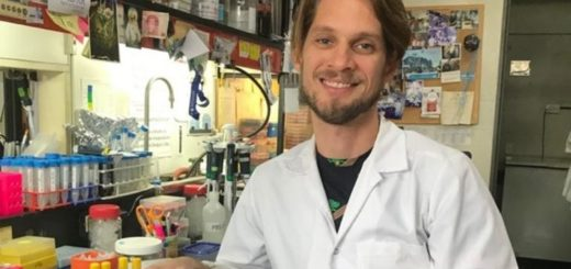 Coronavirus: Sebastián Ojeda es oriundo de Puerto Rico Misiones y es uno de los investigadores que desarrolló el primer kit rápido en el país para medir anticuerpos