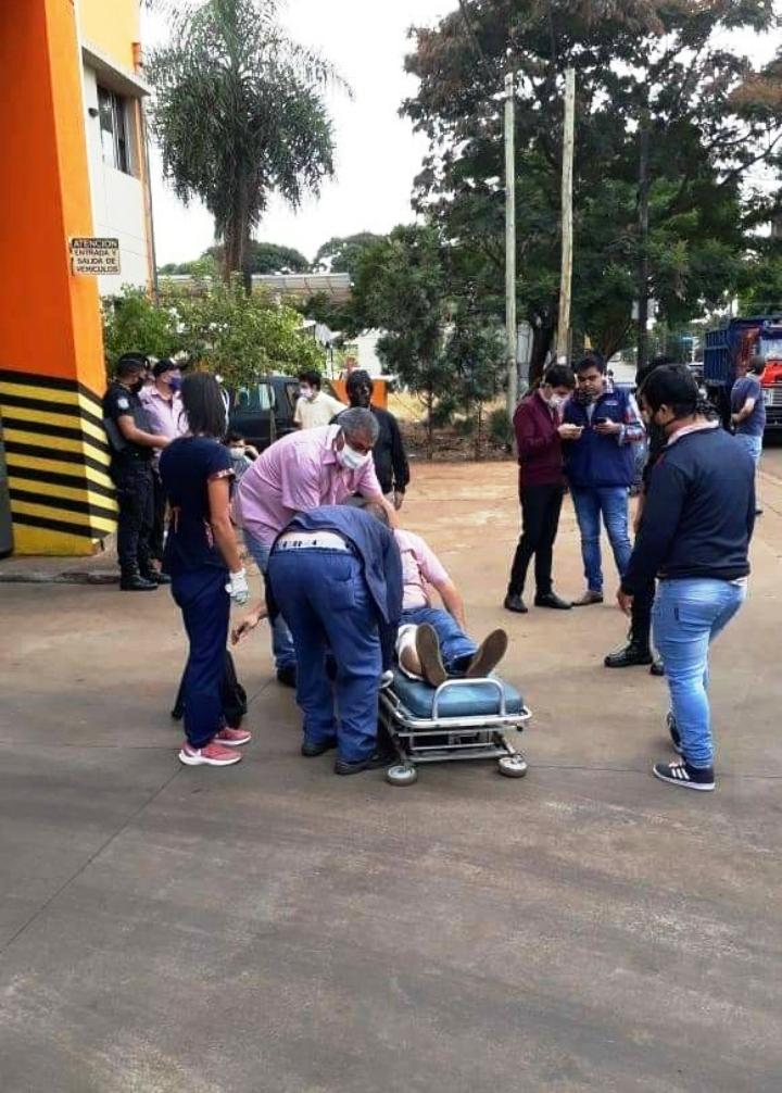 Choferes de una empresa de media distancia de Posadas denunciaron que fueron golpeados por integrantes de la UTA