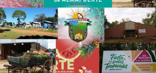 La localidad de Almafuerte celebra su 81° Aniversario