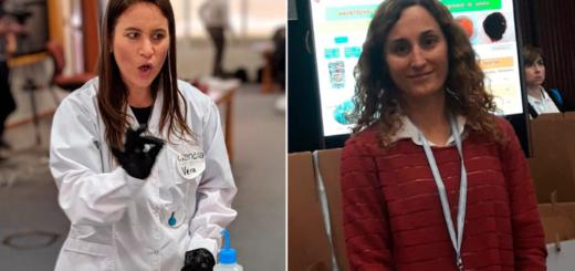 Científicas argentinas desarrollan un material que podría inactivar el coronavirus en la ropa