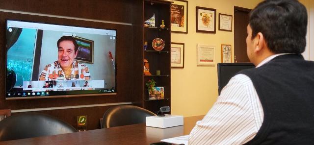 Coronavirus: en reunión virtual con el gabinete ampliado, Rovira pidió a los funcionarios que acompañen a los emprendedores misioneros y apuntó a la economía del conocimiento como eje para la reactivación post pandemia