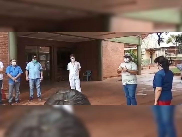 Coronavirus: recibió el alta definitiva Luis Franco, el paciente recuperado de Iguazú