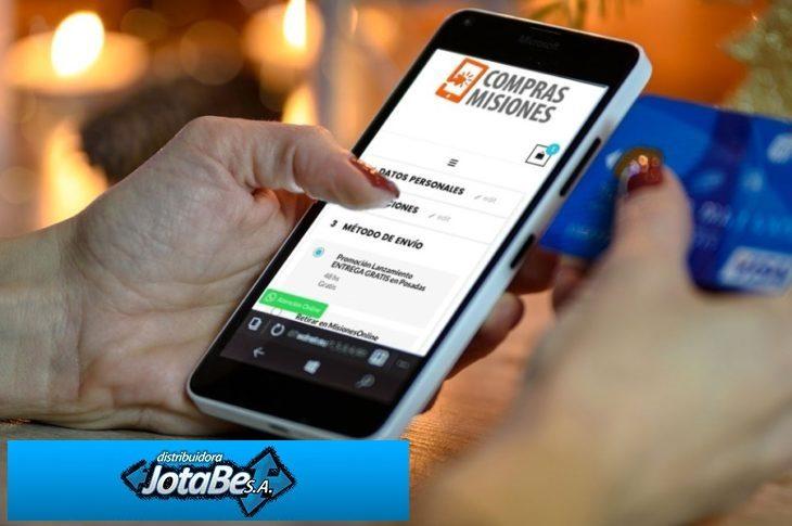 Elegí las mejores ofertas de Distribuidora JotaBe que ComprasMisiones.com.ar  te las acerca hasta tu casa