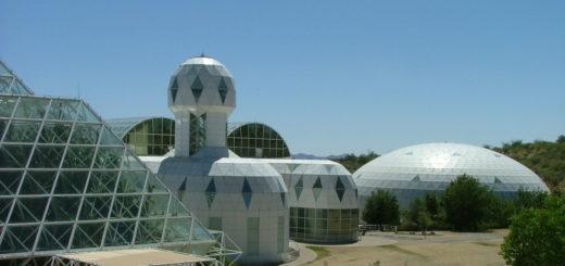Así fue el proyecto Biósfera 2, el ecosistema artificial donde ocho personas permanecieron aisladas durante dos años