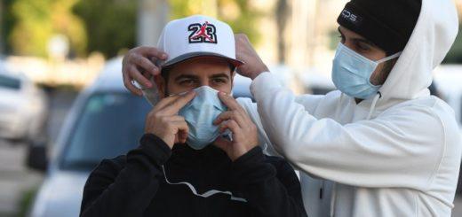Con 316 nuevos casos, son 6879 los infectados y 329 los muertos por coronavirus en Argentina