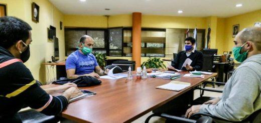 Coronavirus: en Eldorado, representantes de gimnasios solicitaron al intendente la apertura de sus locales