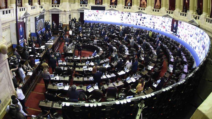 La Cámara de Diputados de la Nación aprobó proyecto para eximir de ganancias a trabajadores de la salud y seguridad