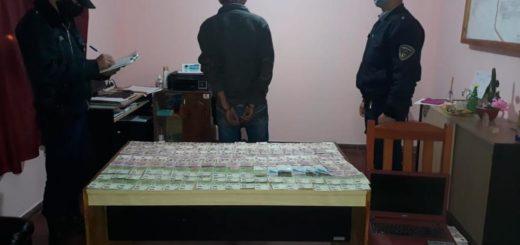 La Policía esclareció el robo a una forrajera en San Vicente, hay dos detenidos