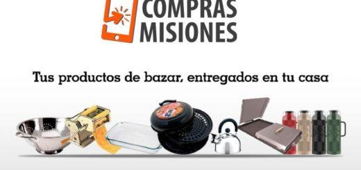 Ahora podés adquirir todos los productos de Bazar Palermo y recibirlos en tu casa a través de ComprasMisiones.com.ar
